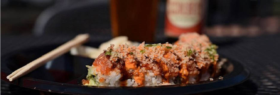 San Sai Japanese Grill in Webster Groves, MO Banner ad