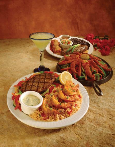 Delicious Mexican food and a margarita from Santa Fe Mexican Grill & Cantina in Shoreline, WA - Shoreline Mexican restaurants