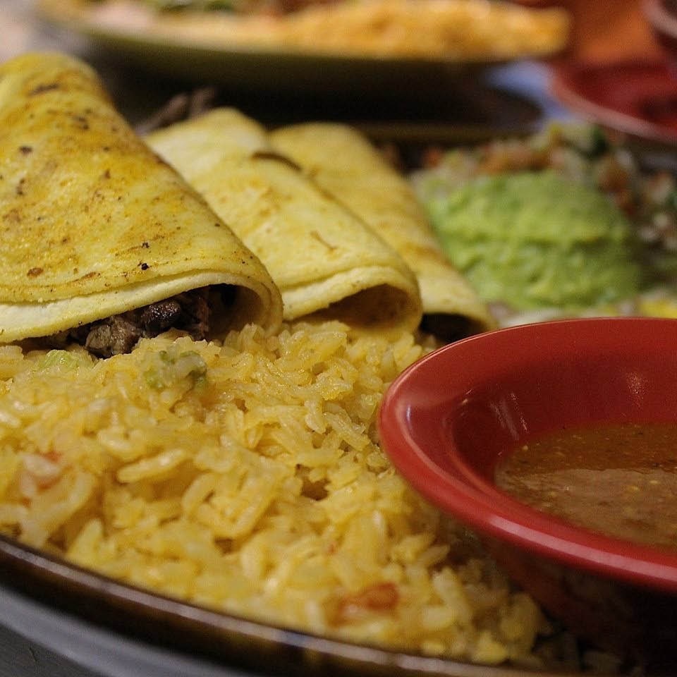 Tacos from Santa Fe Mexican Grill in Kirkland, WA - Mexican restaurants near me - Mexican food near me - Mexican food coupons near me