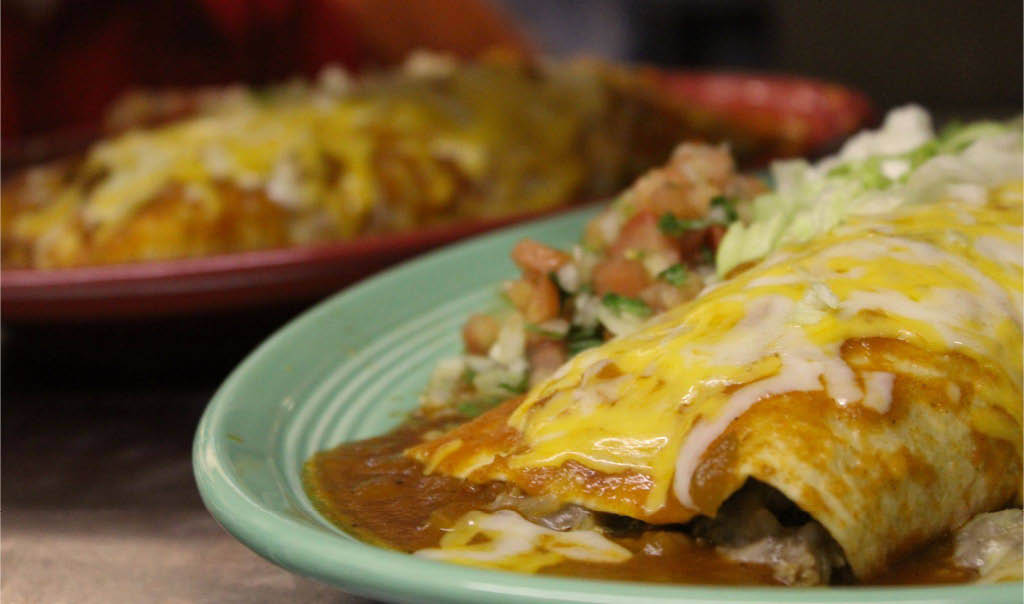 Santa Fe Mexican Grill offers delicious Mexican food like enchiladas - Kirkland, Washington