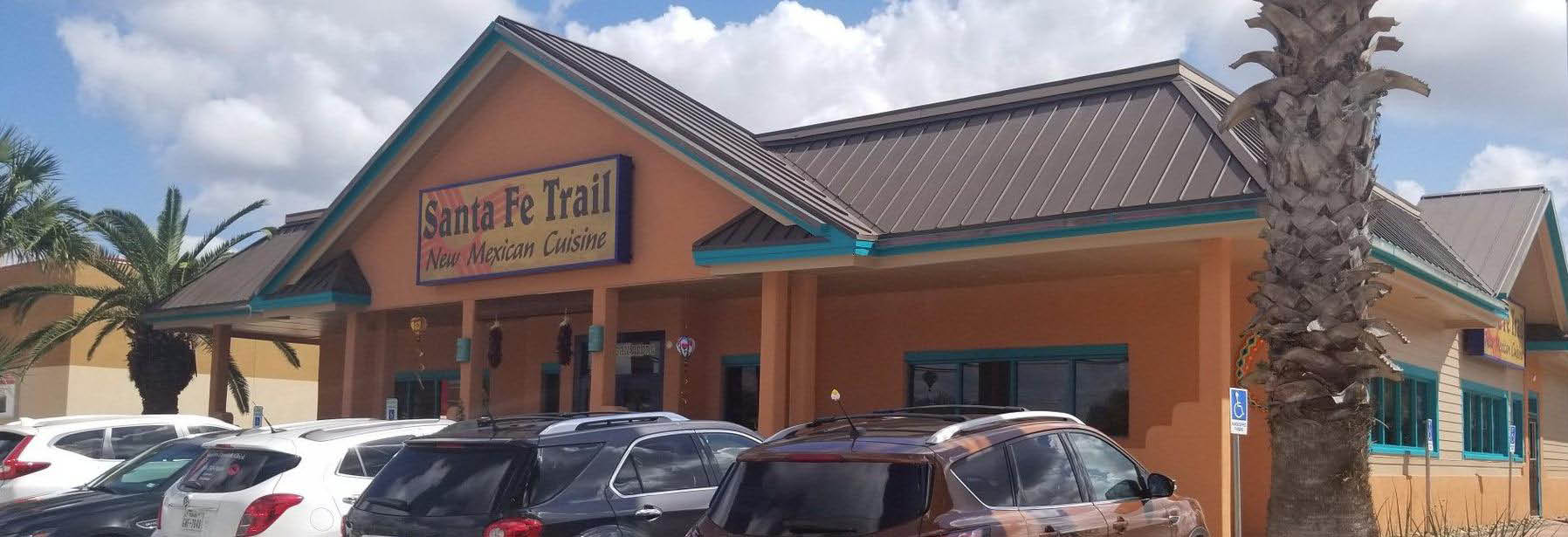 Santa Fe Trail New Mexican Cuisine Banner Image