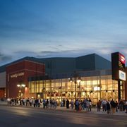 Visit Santander Arena for wrestling, hockey and other athletic events