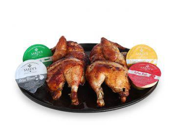 Peruvian chicken, Sardi's Pollo A La Brasa