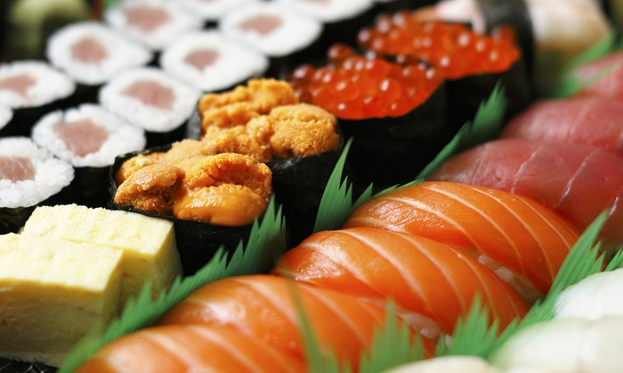 Ten Sushi Maple Grove, MN fresh sushi