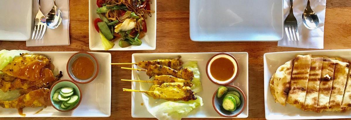 Satay Bar Thai Cuisine in Seattle, WA banner image - Greenwood Ave N