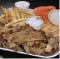 Savino's Gyro meal platter near Oswego