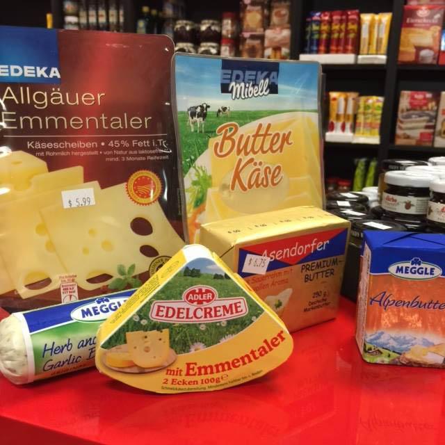 German Food, German Deli, European Items, European Food, Market, Store, Produce, Snacks, German