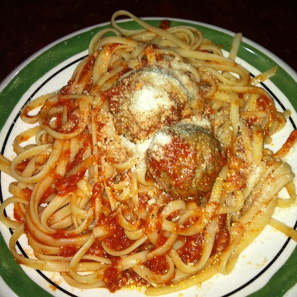 Get pasta and other Italian food near Pontiac, SC