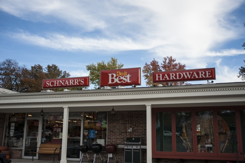Schnarr's Hardware - Ladue Location