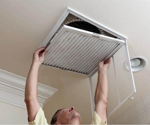 Ventilation services near Baltimore