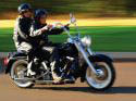 photo of motorcycle insured by Schuler Insurance Agency in Novi, MI
