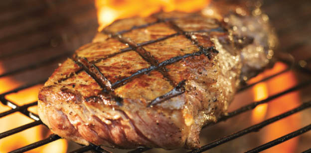 Sirloin steak at Scorpion Lounge & Steakhouse in Sumner, WA - Thursday night is Steak Night at the Scorpion Lounge in Sumner - steak restaurants near me - steakhouses near me - dining near me - dining in Sumner - dining coupons