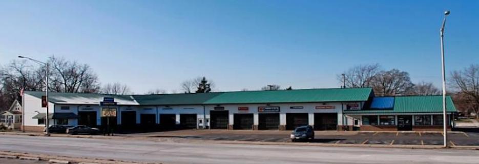 Scott's U-Save Tires & Auto Repair in Schererville, IN banner