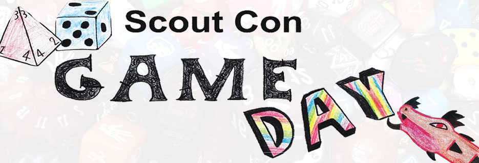 Scout Con Game Day 2020