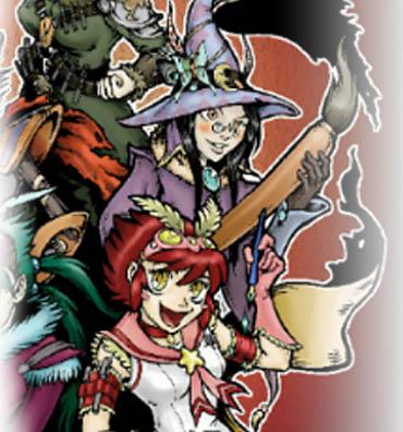 Megamoth Studio that teaches Comics & Manga Illustration.