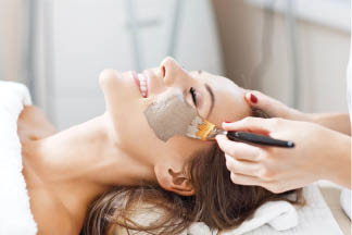 Get a facial and massage therapy near Evanston and Cicero
