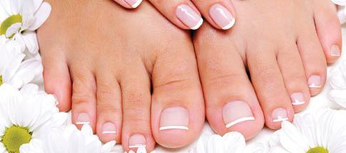 Get a pedicure and manicure near Oak Park and Des Plaines