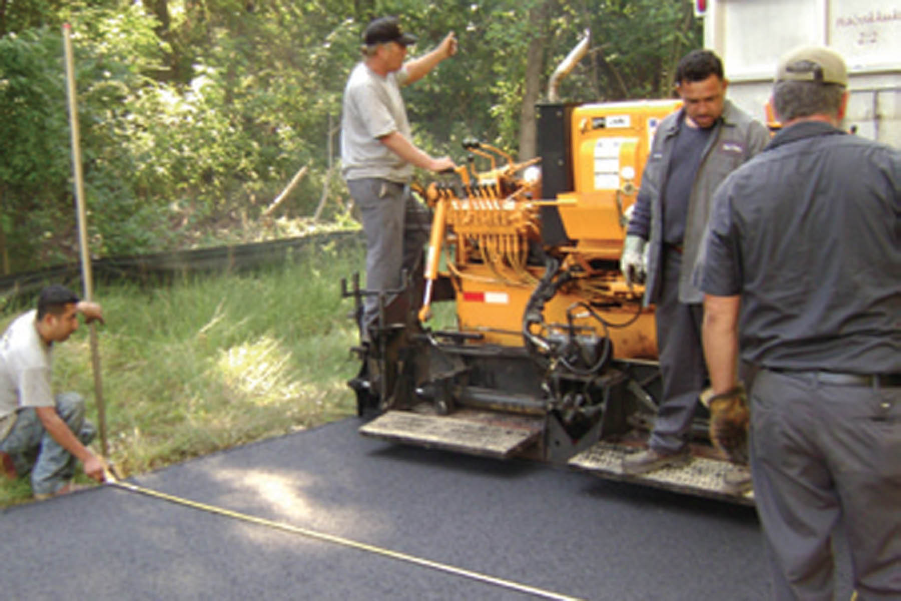 Residential: Driveway Paving, Asphalt Additions, Asphalt Overlay, Asphalt Patching, Sealcoating, Crack Filling, Trench Drains, Sport Courts