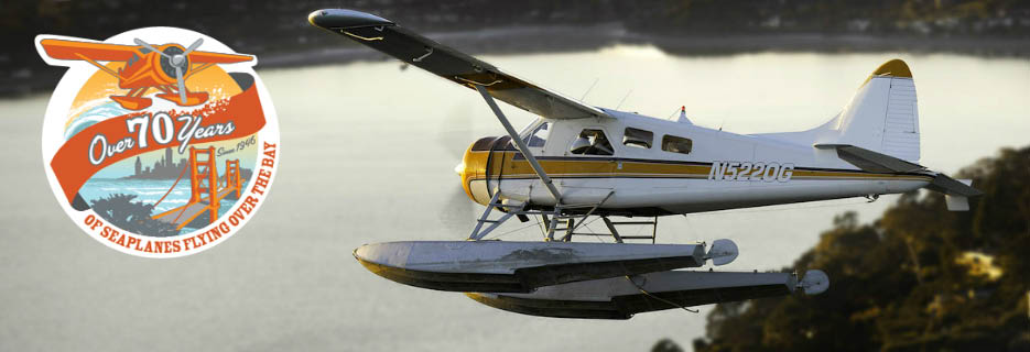 Seaplane Adventures in Mill Valley, CA banner image