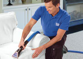 leaning technicians capable of cleaning all fabric types Innovative, deep cleaning process. Sears UltraCare™ cleaning available Upholstery protectors and pet deodorizers available Background-checked and insured technicians Satisfaction Guaranteed