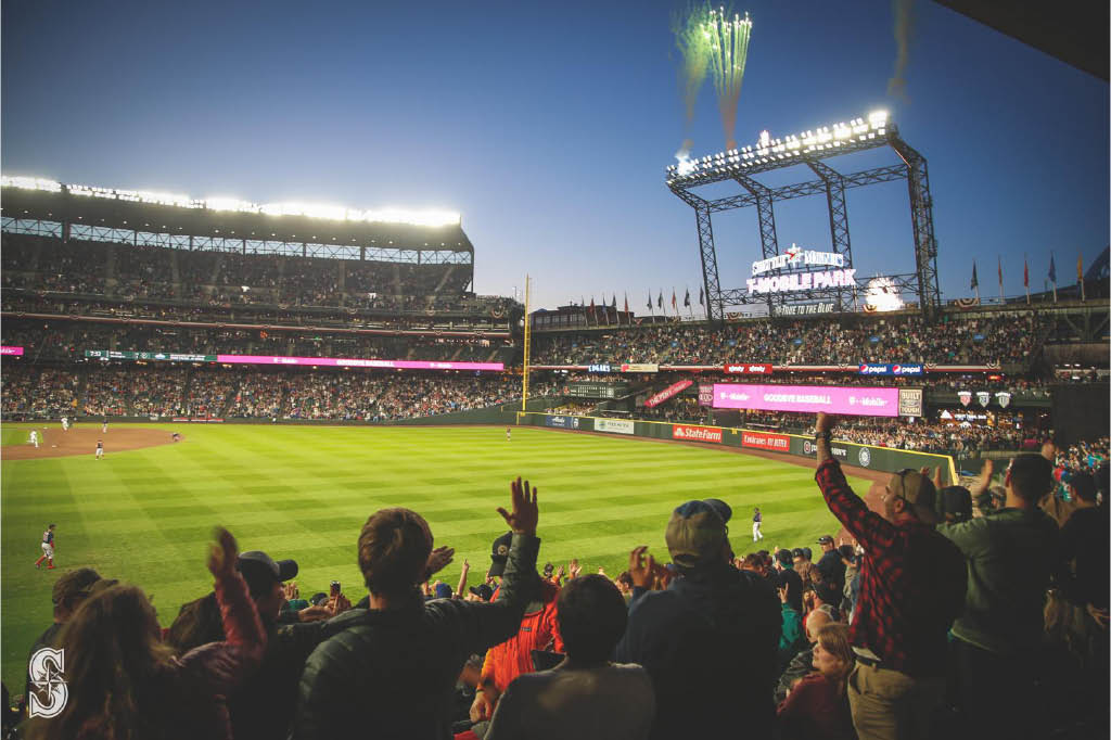 T-Mobile Park, home of the Seattle Mariners - buy Mariners tickets