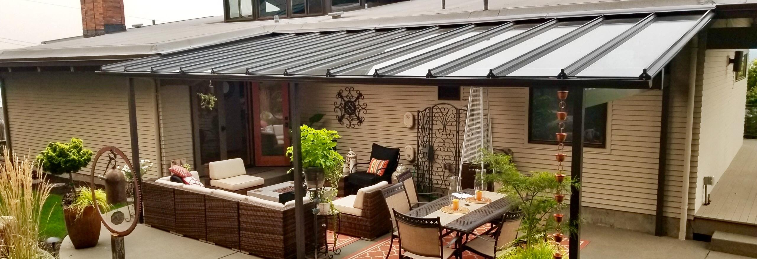 Seattle Patio Covers in Federal Way, WA banner image