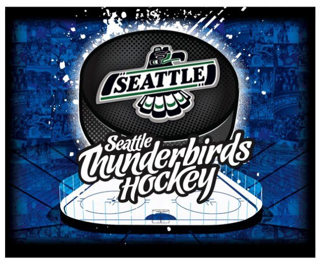 ShoWare Center in Kent, WA - Seattle Thunderbirds hockey team