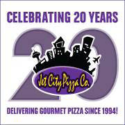 Since 1994, 20 years of fresh homemade Italian pizza