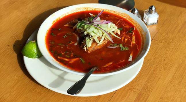 Seattle Mexican restaurants - Mexican restaurants in Seattle, WA - Sal Y Limon Mexican Restaurant & Bar - tortilla soup