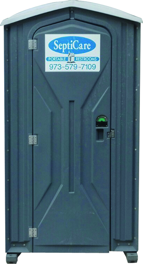 Portable Toilet Service Available from Septicare in Newton NJ