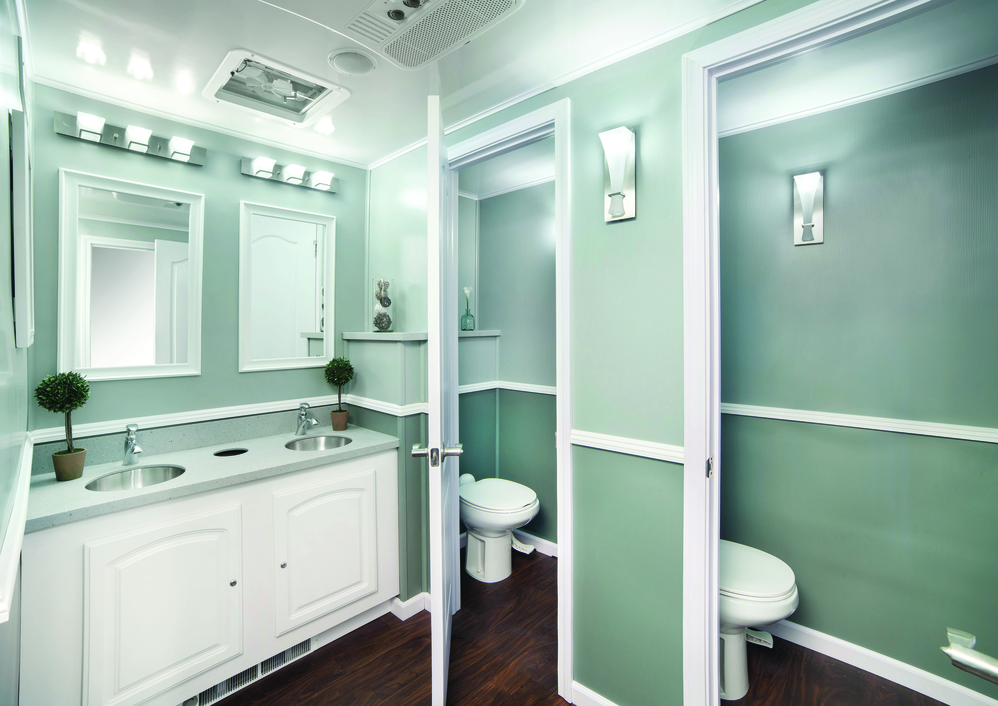 Luxury Comfort Restrooms Available from Septicare in Newton NJ
