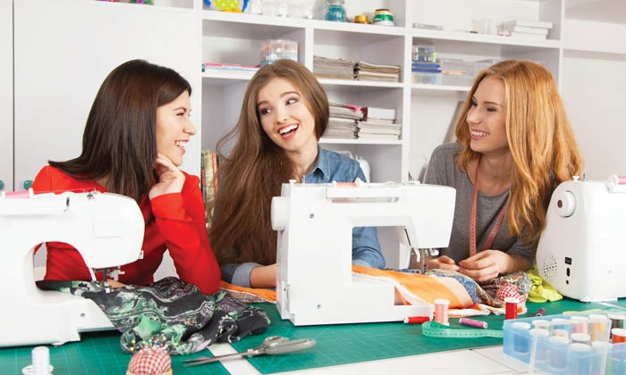 Sewing classes offered at Quality Sewing & Vacuum Centers - have fun learning how to sew! - 13 Puget Sound locations in Western Washington