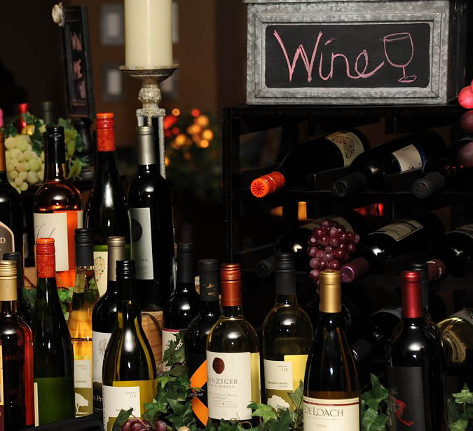Taste all types of local wines and brews at the event