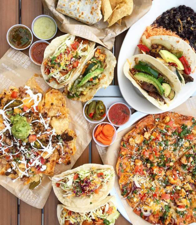 mexican lunch specials sharky's woodfired mexican grill chatsworth california