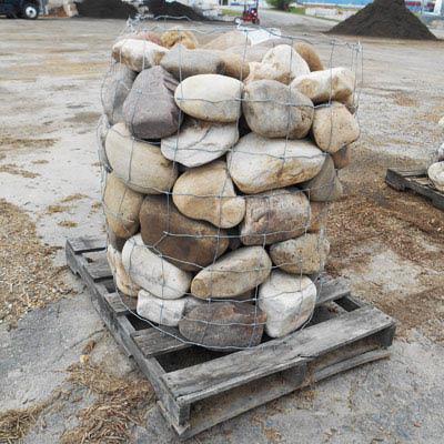 Stone, garden landscaping in Front Royal, VA