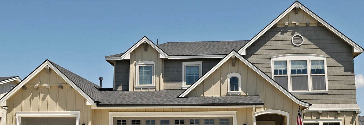 Sherpa Roofing & Construction main banner image - Woodinville, WA