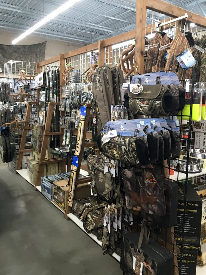 Sherper's hunting, deer stands, guns, ammo, apparel and accessories in Franklin