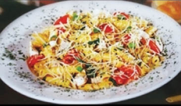 photo of penne pasta from Shield's Pizza of Macomb