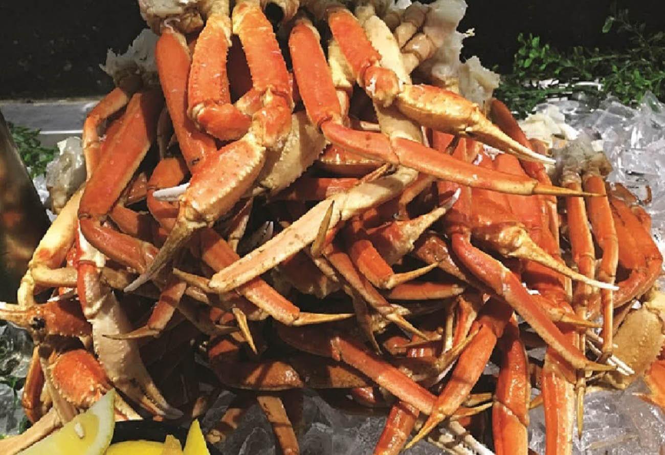 Fresh seafood served daily near Tamarac, FL