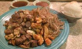photo of food from Shogun Chinese and Japanese Bistro in Rochester Hills, MI
