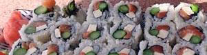 photo of sushi from Shogun Chinese and Japanese Bistro in Rochester Hills, MI