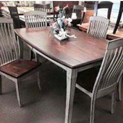 dining set, table, chairs