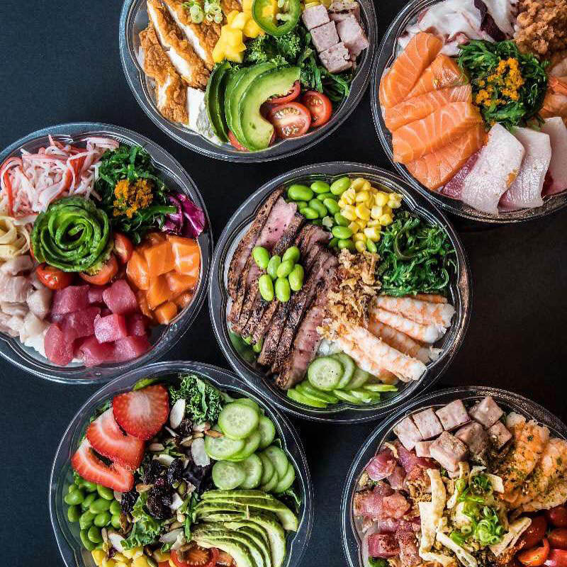 Poke Lover in Seattle, WA - Poke Restaurants in Seattle, WA - two locations to serve you