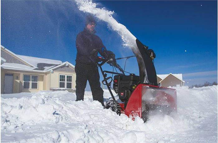 Toro Snowblower at Brandman's Power Equipment, Norwalk CT