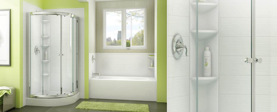 Bath Fitters Showers Part - 46: Bath Fitter NJ Tub · Spa Shower Remodel
