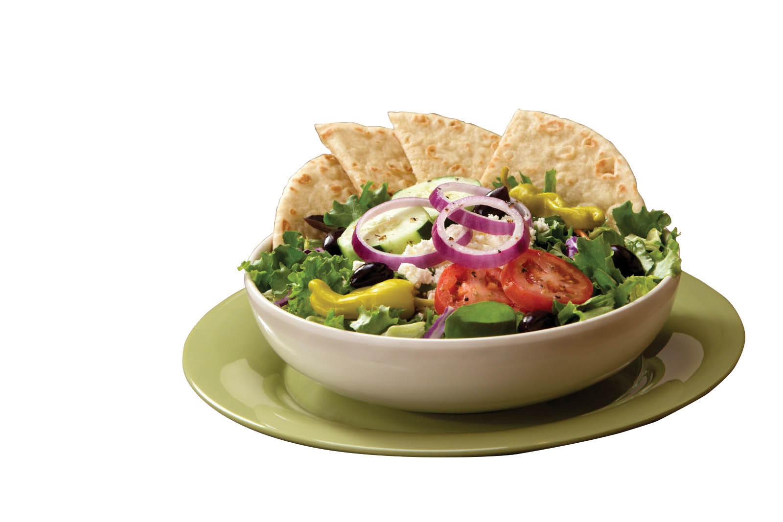 greek salad showmars denver, nc