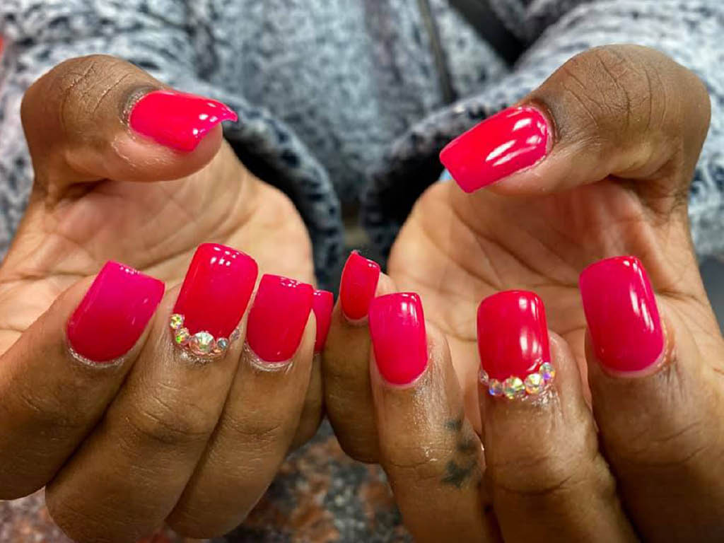 Shruthi Beauty Care nail designs