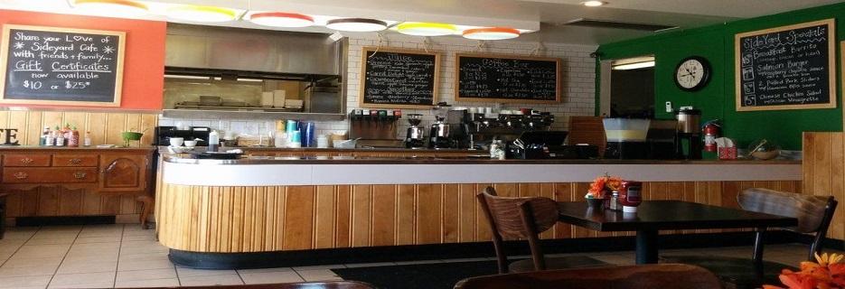Sideyard Cafe in Long Beach, California banner