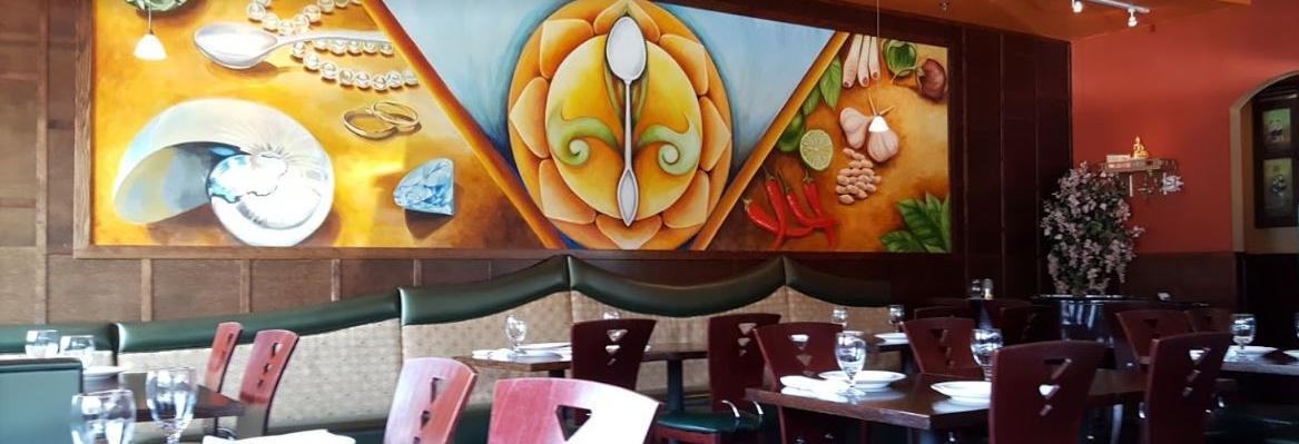 Silver Spoon Thai Restaurant in Redmond, WA banner image
