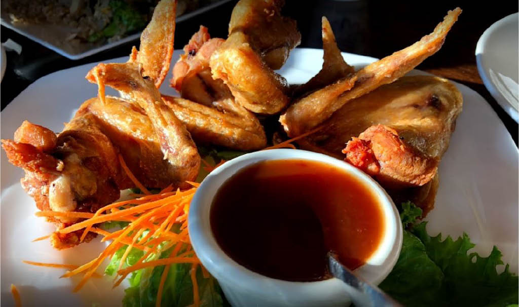 Delicious Thai food offered at Silver Spoon Thai Restaurant in Redmond, WA - Thai food near me - Thai food coupons